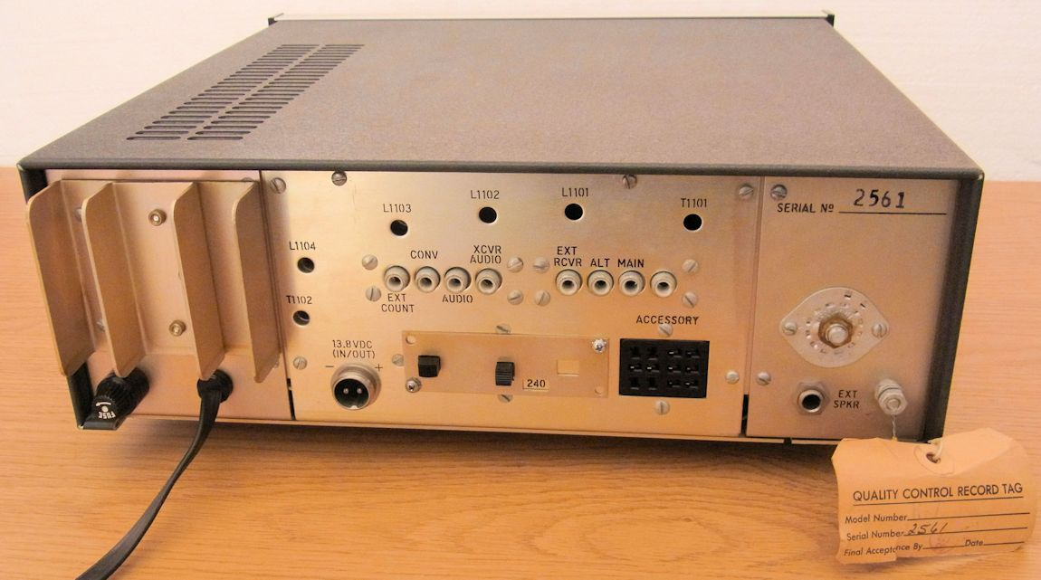 6  The famous Drake R7 and speaker MS7 – Heinemo Radio